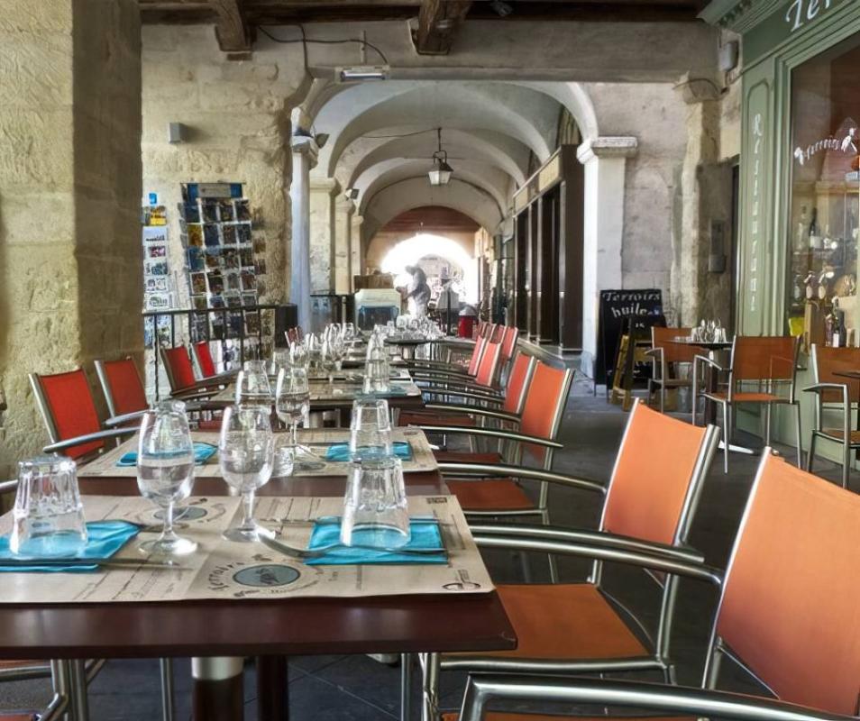 Les Terroirs - Restaurant Uzès